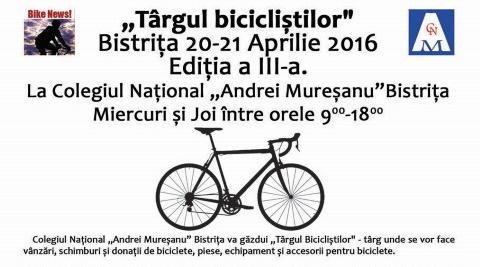 100% calitate superioară obține nou cumpărare vânzare BistritaNews - Targul biciclistilor din Bistrita, 20 - 21.04 2016.
